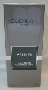Guerlain Vetiver 100 ml Eau de Toilette Spray