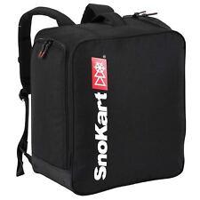 SnoKart Ski Snowboard Boot & Helmet Back Pack Bag