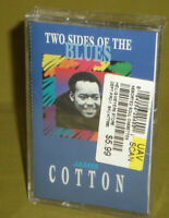 James Cotton Two Sides of Blues  BRAND NEW Cassette Blues