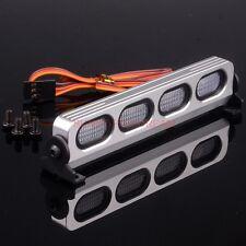 White RC Multi Function Ultra LED Light Bar 5 Modes 1/10 1/8 D90 SXC10 4WD 508W