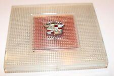 77-85 Cadillac COUPE DEVILLE Door Courtesy Light Cover Lense Emblem Ornament