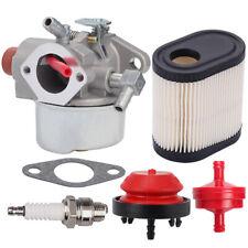 Air filter Carburetor for Tecumseh 640350 640303 640271 Sears Craftman Mowers