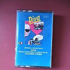 Diva Original Soundtrack Vladimir Cosma (Cassette)