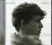 Rhodes - Wishes (2015 CD) Deluxe Edition - 6 Bonus Tracks (New & Sealed)
