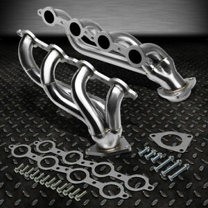 FOR 02-13 TAHOE/YUKON XL STAINLESS STEEL PERFORMANCE EXHAUST HEADER MANIFOLD