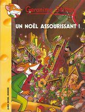 GERONIMO STILTON 47 Un Noël assourissant  livre jeunesse