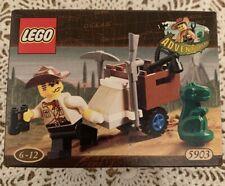 LEGO Adventures Dino Island Johnny Thunder and Baby T-Rex 5903 NEW SEALED