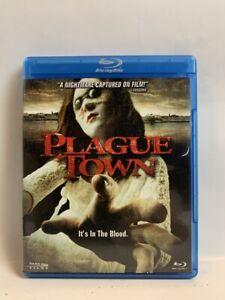 PLAGUE TOWN Dark Sky  US BLU-RAY cult horror movie