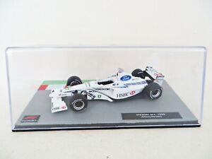 PANINI F1 CAR COLLECTION 'STEWART SF3' #17 JOHNNY HERBERT 1999. 1:43. MIB/BOXED