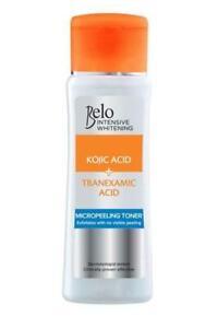 Belo Kojic Acid and Tranexamic Acid Micropeeling Toner 60ml
