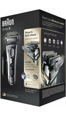 BRAND NEW BRAUN SERIES 9 9290cc MENS ELECTRIC FOIL SHAVER - CHROME
