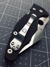 Spyderco Yojimbo 2 Custom Nasa Grade Titanium Pocket Clip Screws