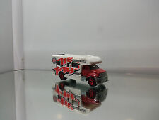 2012 Matchbox MBX Motor Home - Red Cab - Mint Loose 1/64 Scale