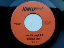 RICHARD BERRY .... Trackin' Machine / Doin' It .... 45 on JONCO ..... NICE COPY