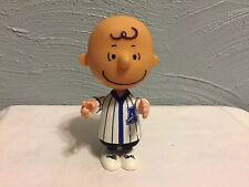 2002 UFS PEANUTS FIGURINE CHARLIE BROWN  JOINTED & SWIVELS - SO CUTE!!