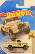 Hot Wheels - Baja Blazers 10/10 Land Rover Series III Pickup 3/250 (BBGHG13)