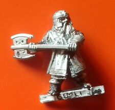 Gimli enano Warrior Hero Juegos Workshop Citadel GW enanos beca LOTR