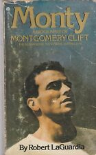 Monty:  A BIOGRAPHY OF MONTGOMERY CLIFT by Robert LaGuardia (1978, Paperback)
