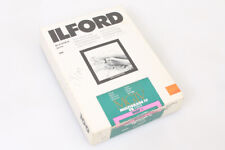 ILFORD MULTIGRADE IV FB FIBER GLOSSY 5 X 7 PHOTOGRAPHIC PAPER 3/4 BOX
