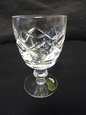 Waterford crystal, Kerry,  port / sherry glass (TR)