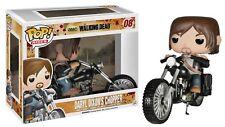 Funko Pop Rides - Walking Dead: Daryl Dixon & Chopper Vinyl Action Figure Toys