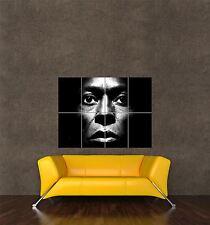 Poster Foto impresión de música de jazz compositor Leyenda millas Dewey Davis Iii seb551