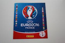 Panini Leeralbum empty album Euro 2016 Austria Edition MINT quality