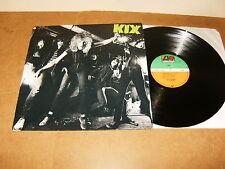 KIX : SELF TITLED - GERMANY LP 1981 - ATLANTIC ATL 50 834