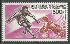 Madagascar Malagasy Sport Coupe du Monde Football Allemagne Soccer Cup  ** 1974