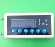 433Mhz Remote Control Code Scanner 433 Mhz Code Detector key copier or 315mhz