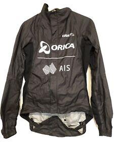 Orica-AIS Professional Team Kit 2016 Craft Rain Jacket Womens S