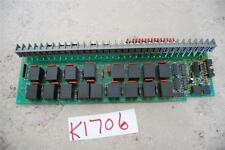 TOSHIBA 2N 9E8033-D  PC RELAY OUTPUT BOARD  EX40  STOCK#K1706