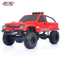 HSP 1/24 Scale Mini Electric RC Car Monster Truck 4wd Off Road Rock Crawler RTR