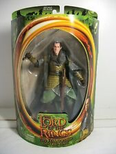 Lord of the Rings Fellowship of the Ring Elrond with elven sword NEW
