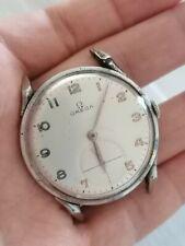 BIG OMEGA 37MM / CAL 30T2 / acier movement orologio vintage watch 1940