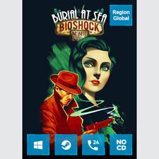 BioShock Infinite Burial at Sea Episode One 1 DLC PC Game Steam Key Region Free