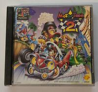 PlayStation 1 Motor Toon Grand Prix 2