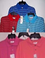 NWT Grand Slam Motion Flow Air Flow Golf Shirts Short Sleeve Casual Shirt