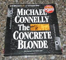 The Concrete Blonde (2010, Abridged, Compact Disc) Audiobook Audio Book Fiction