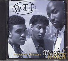 MOTIF - More than magic! - CD 1993 NEAR MINT CONDITION
