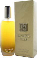 AROMATICS ELIXIR by Clinique 3.4 oz / 100 ml Perfume Spray SEALED