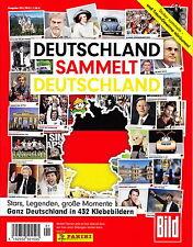 50 Sticker auswählen Panini Deutschland sammelt Deutschland   NEU*