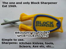 American Made Knife Sharpener Made to Last.  Used by professionals for 40 yrs.