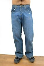 LEVIS VINTAGE 002 Engineered JEANS DENIM FADED Embroidered LOOSE Twisted W32 L32