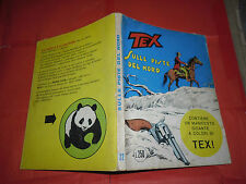 TEX GIGANTE lire 250 in copertina N°122 b-completo poster-ORIGINALE 1 edizione