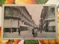 Cartolina Torino   via Pietro Micca 19/11/15