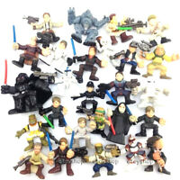 Lot 10x Star Wars Playskool Galactic Heroes 2.5'' Figure Classic toy random