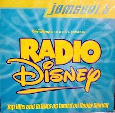 Radio Disney:Jams,Vol. 5 by Disney NEW CD,BACKSTREET BOYS,NSYNC