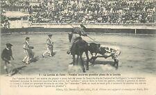 CP CORRIDA DE TOROS PREMIER TERCIO OU PREMIERE PHASE