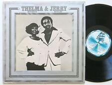 THELMA HOUSTON & JERRY BUTLER SAME ORIG MOTOWN MODERN SOUL LP 1977